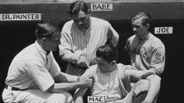 Chiropractic Helps Babe Ruth and Other Yankees Keep in Perfect Physical Condition